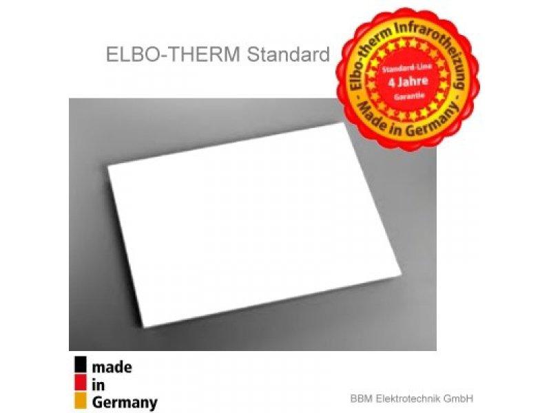 infrarotheizung elbo therm standard 800 watt 429 00. Black Bedroom Furniture Sets. Home Design Ideas